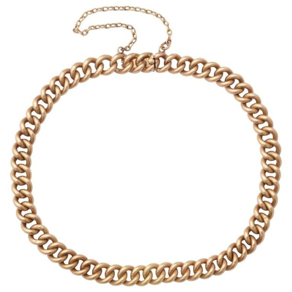 Russian Rose Gold Jewelry