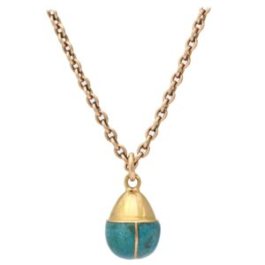 Russian Egg Pendant