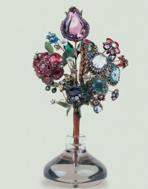 See Pauzie flower on our Russian Art Adventures tour