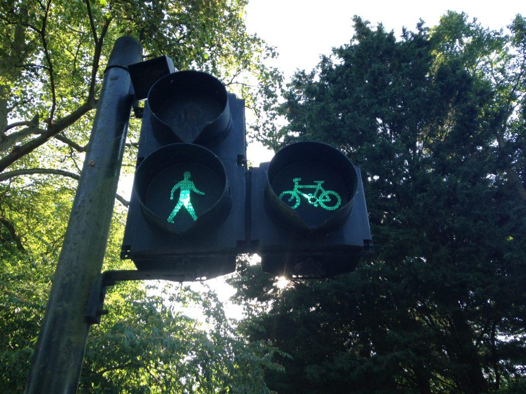 Bike friendly Cambridge