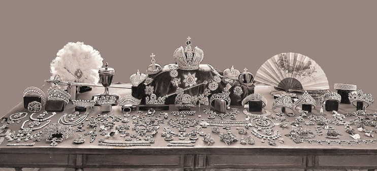 The Fate of the Russian Crown Jewels, Part 2